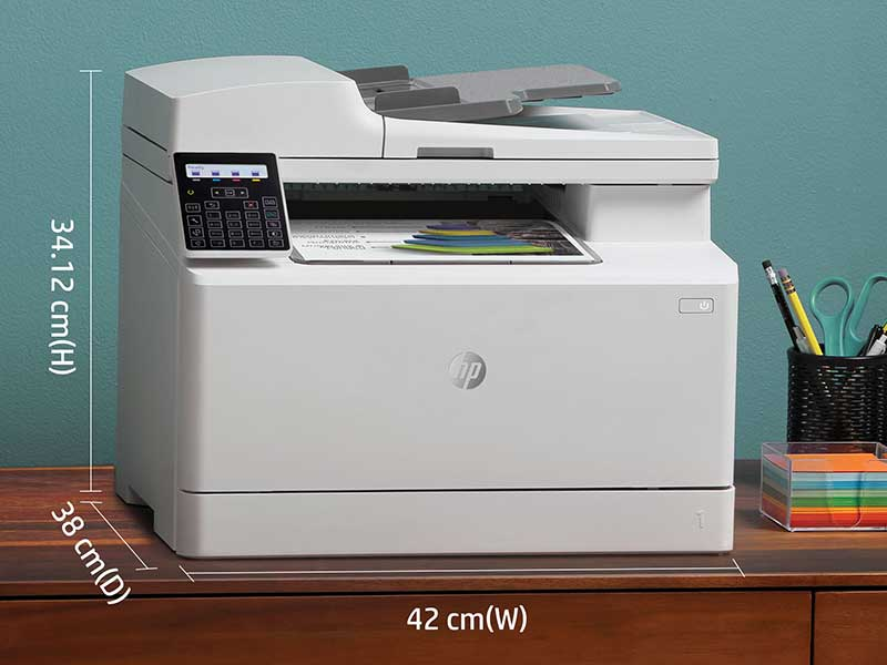 HP Color LaserJet Pro MFP M183fw   HP Store Indonesia