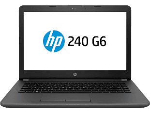 HP 240 G6 Notebook PC - 4RJ98PA