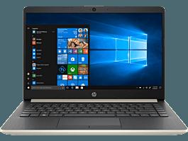 HP Notebook - 14s-dk0007au