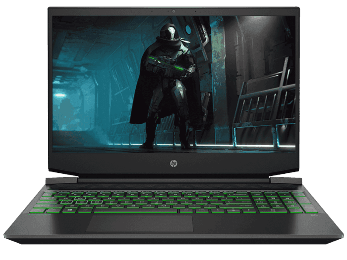 HP Pavilion Gaming Laptop - 15-ec1076ax