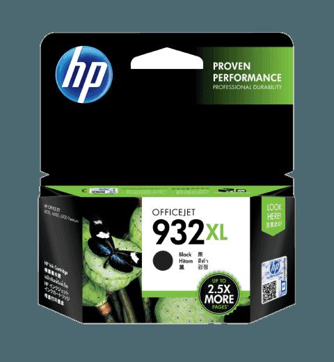 HP 932XL High Yield Black Original Ink Cartridge