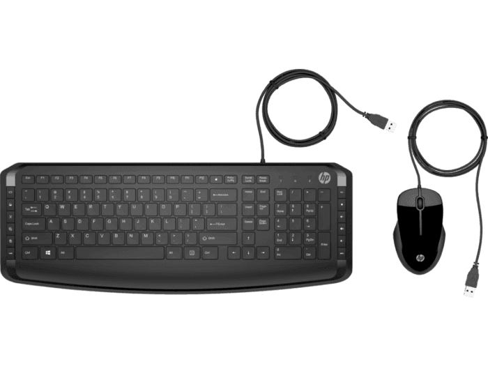 HP Pavilion Keyboard and Mouse 200