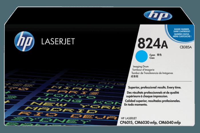 HP 824A Cyan LaserJet Image Drum