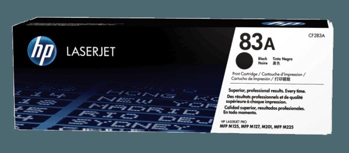 HP 83A Black Original LaserJet Toner Cartridge