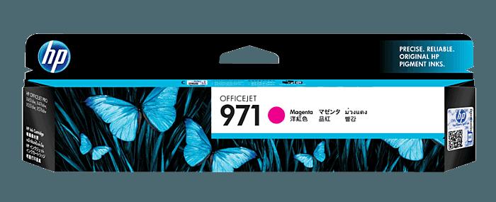 HP 971 Magenta Original Ink Cartridge