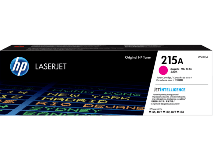HP 215A Magenta Original LaserJet Toner Cartridge