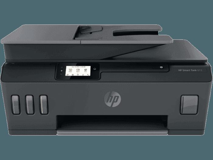 HP Smart Tank 615 Wireless All-in-One Bundle with HP GT52 Ink Bottle