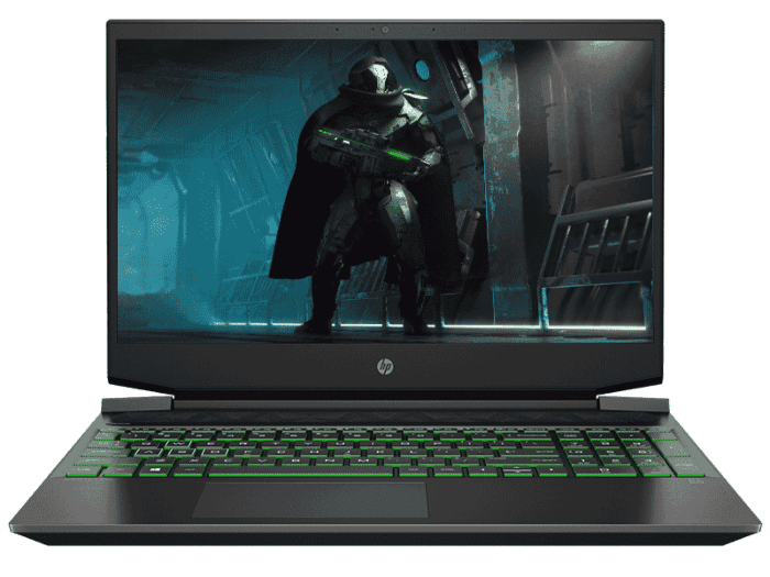 HP Pavilion Gaming Laptop - 15-ec1077ax