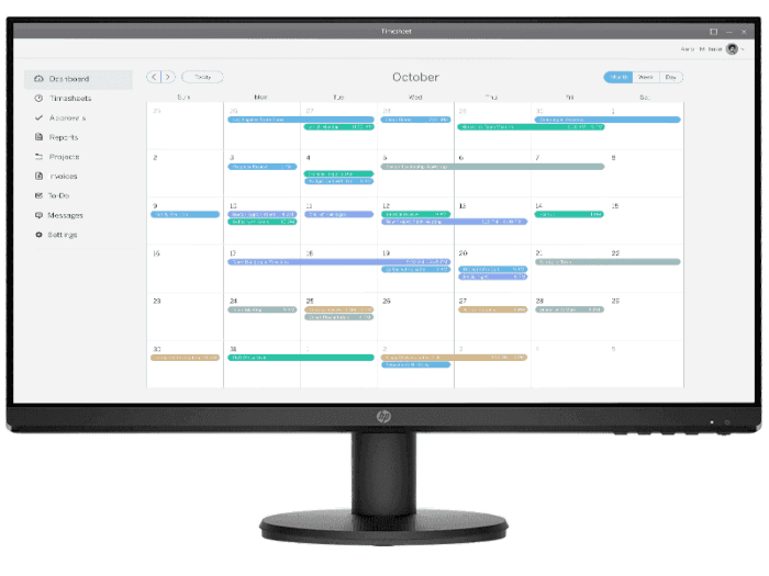 HP P24v G4 Monitor