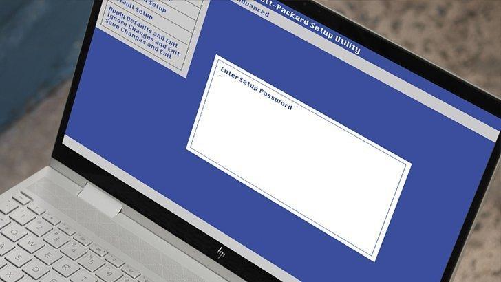 Cara Masuk ke Pengaturan BIOS pada PC Windows