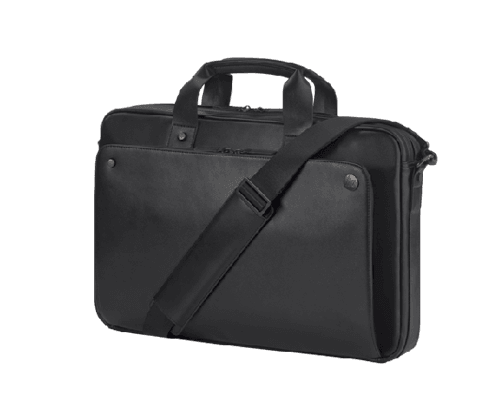 HP 17.3 Leather Black Top Load