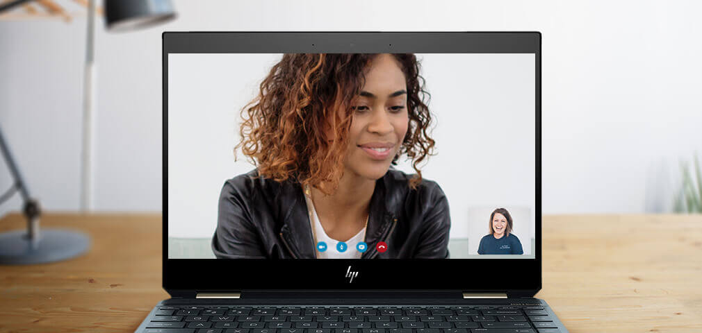 HP Wide Vision FHD IR Webcam